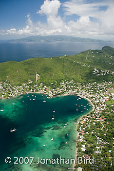 St. Vincent and the Grenadines Aerial [--]
